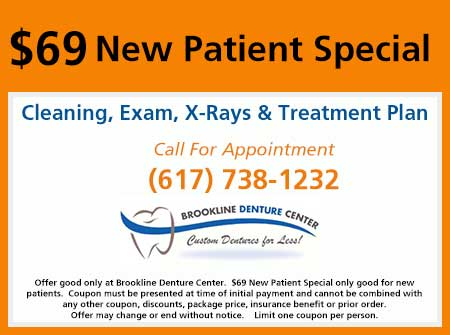 Coupon for $69 New Dental Patient Special
